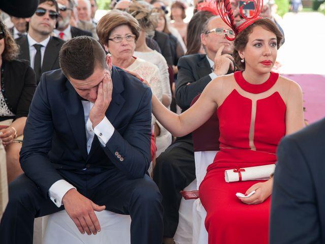 La boda de Jose Antonio y Rocío en Herrera, Burgos 17