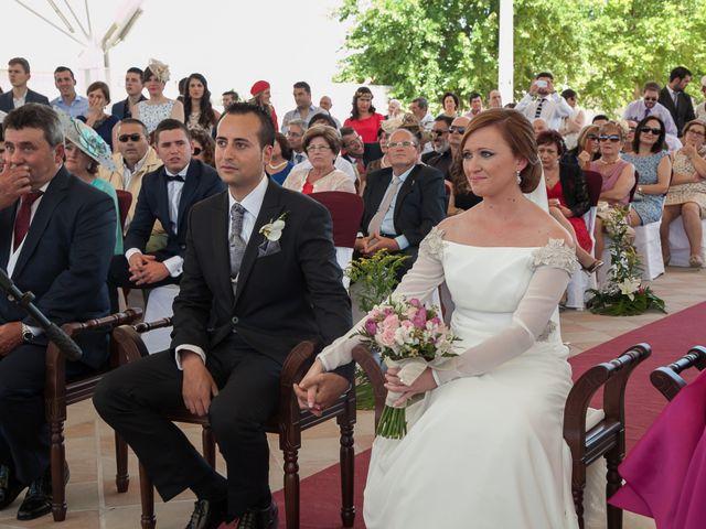 La boda de Jose Antonio y Rocío en Herrera, Burgos 18