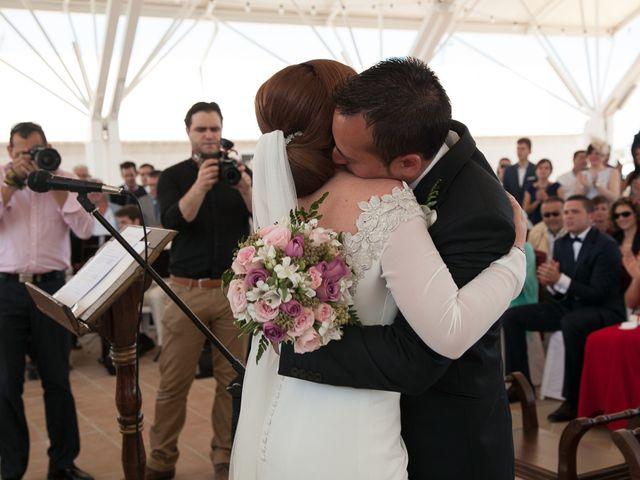 La boda de Jose Antonio y Rocío en Herrera, Burgos 21