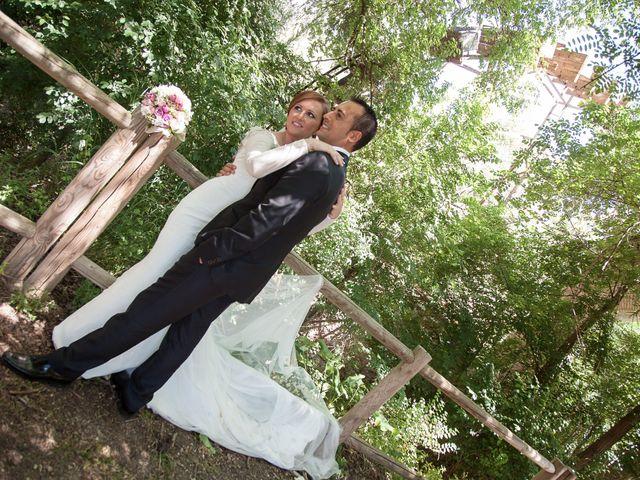 La boda de Jose Antonio y Rocío en Herrera, Burgos 22