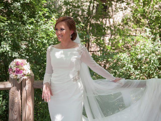 La boda de Jose Antonio y Rocío en Herrera, Burgos 23