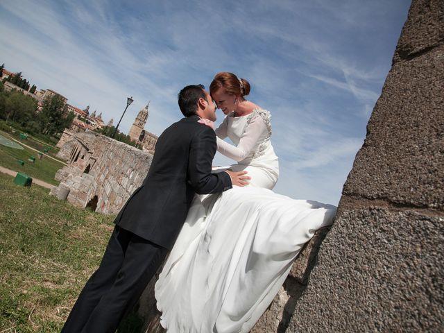 La boda de Jose Antonio y Rocío en Herrera, Burgos 28