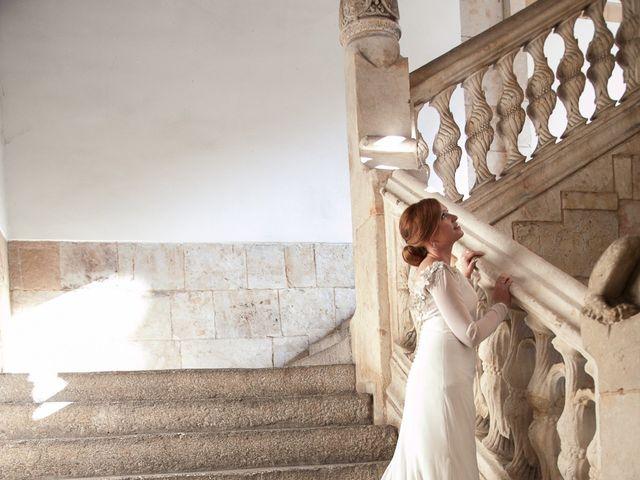 La boda de Jose Antonio y Rocío en Herrera, Burgos 29