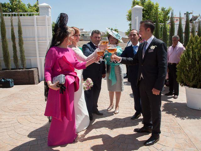 La boda de Jose Antonio y Rocío en Herrera, Burgos 31