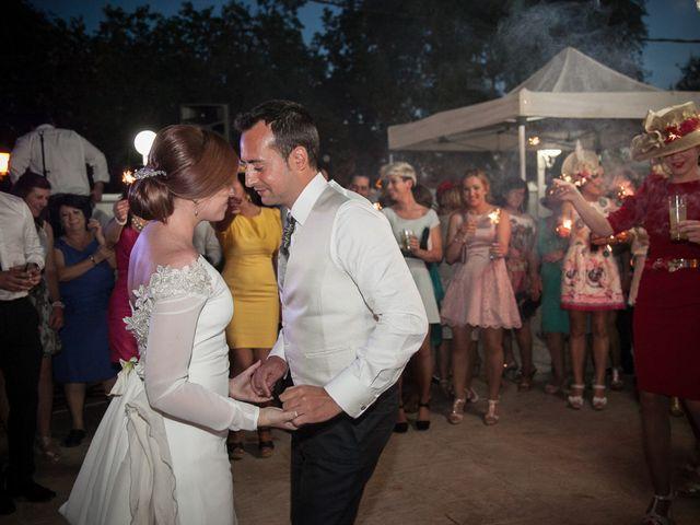 La boda de Jose Antonio y Rocío en Herrera, Burgos 33