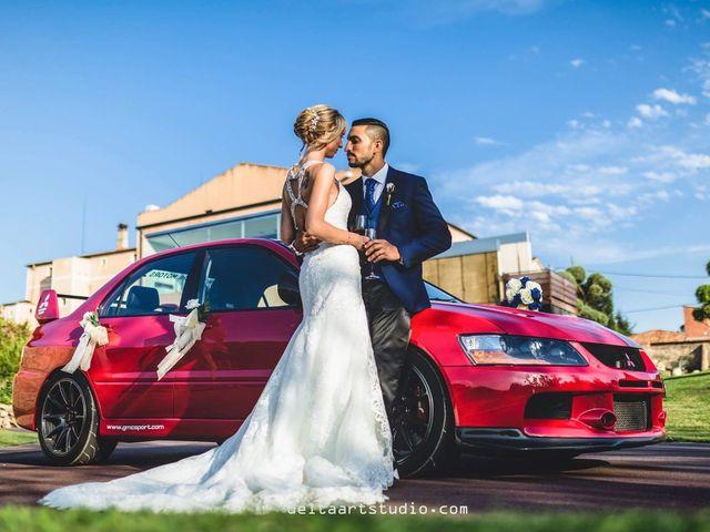 La boda de Saida y Robert