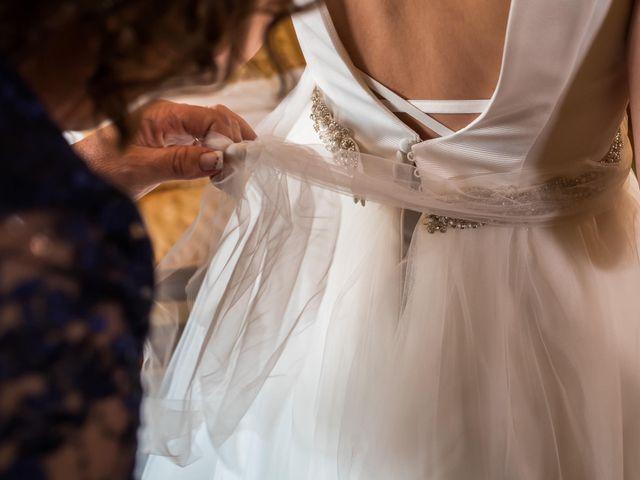 La boda de Rubén y Jessica en O Rosal (Couso), Pontevedra 15