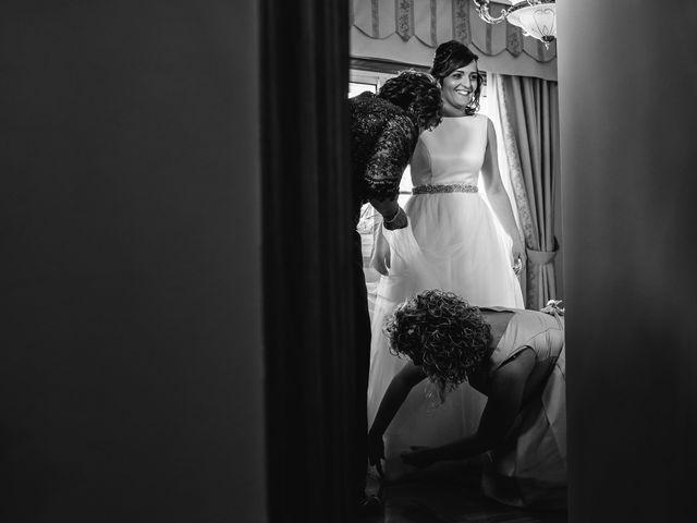 La boda de Rubén y Jessica en O Rosal (Couso), Pontevedra 18