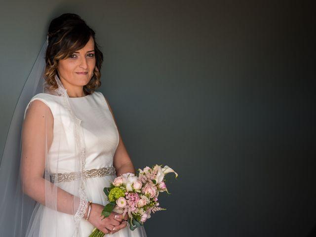 La boda de Rubén y Jessica en O Rosal (Couso), Pontevedra 22