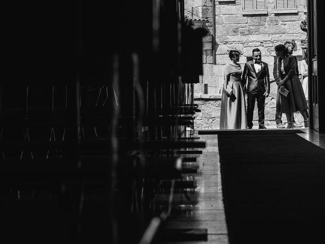 La boda de Rubén y Jessica en O Rosal (Couso), Pontevedra 23