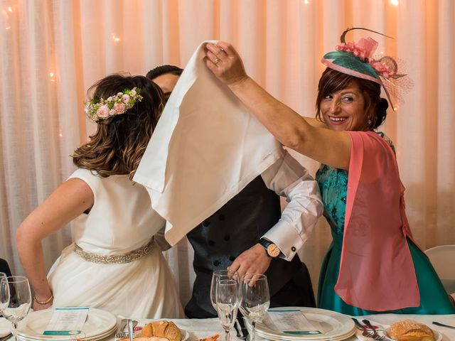 La boda de Rubén y Jessica en O Rosal (Couso), Pontevedra 34