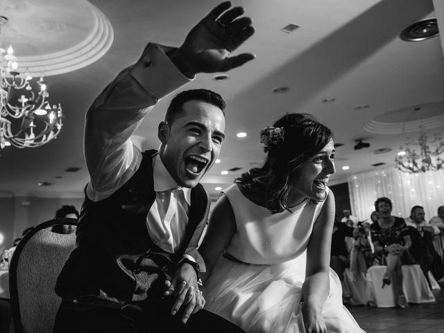 La boda de Rubén y Jessica en O Rosal (Couso), Pontevedra 37