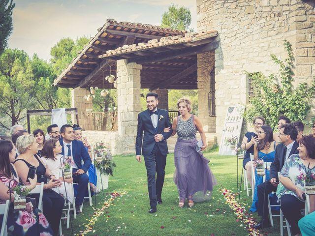 La boda de Roger y Sandra en Igualada, Barcelona 34