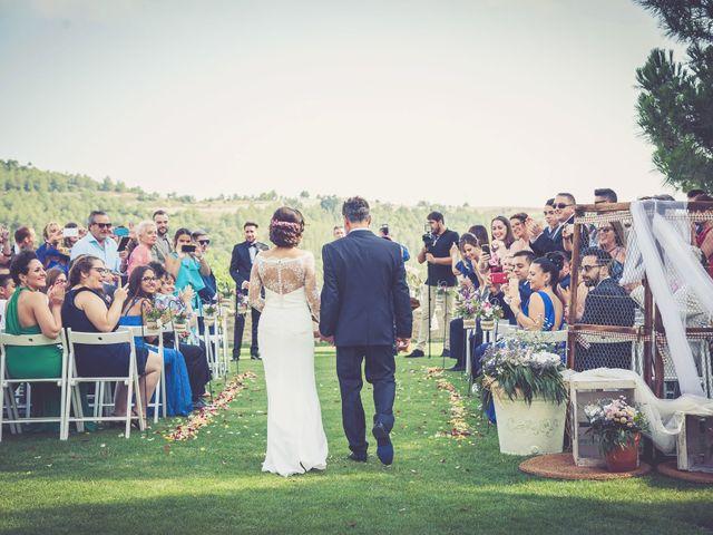 La boda de Roger y Sandra en Igualada, Barcelona 35