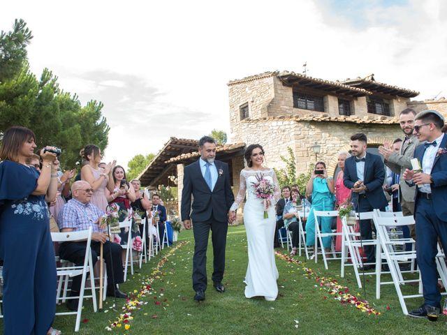 La boda de Roger y Sandra en Igualada, Barcelona 36
