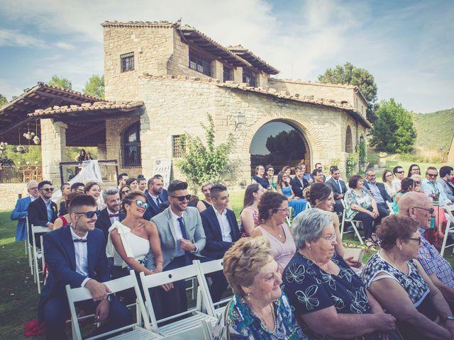 La boda de Roger y Sandra en Igualada, Barcelona 39
