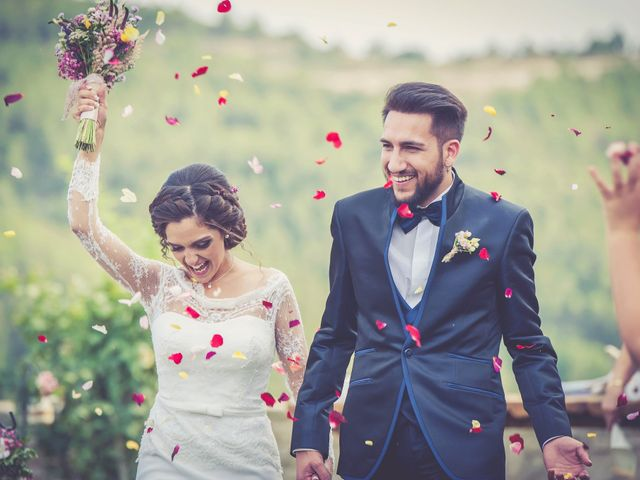 La boda de Roger y Sandra en Igualada, Barcelona 1