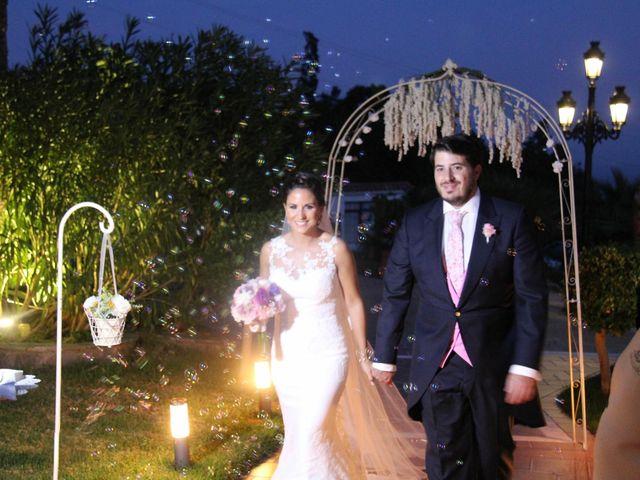 La boda de Nacho y Ema en Algeciras, Cádiz 6