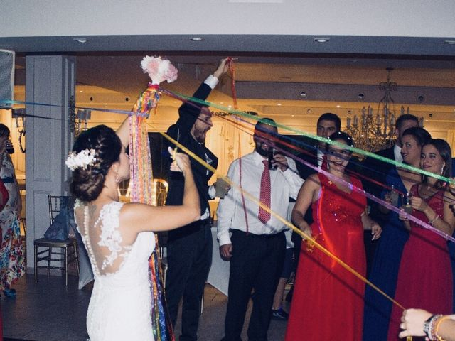 La boda de Nacho y Ema en Algeciras, Cádiz 11