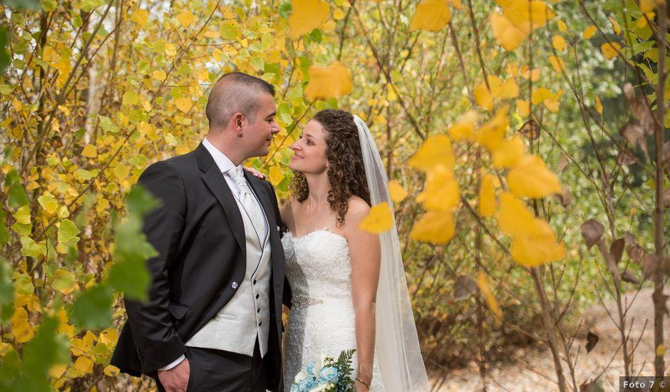 La boda de Ivan y Mónica en Villarrobledo, Albacete
