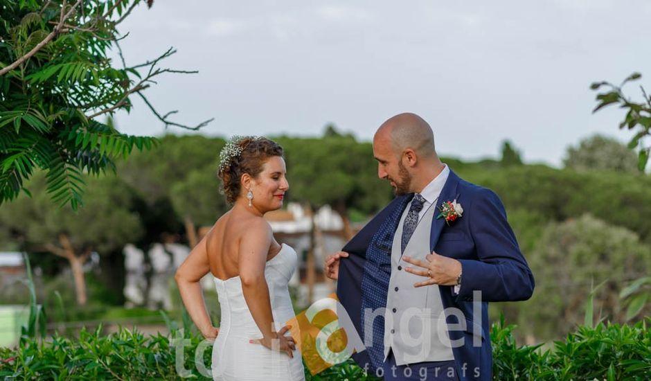 La boda de Jorge y Carol en Cabrils, Barcelona