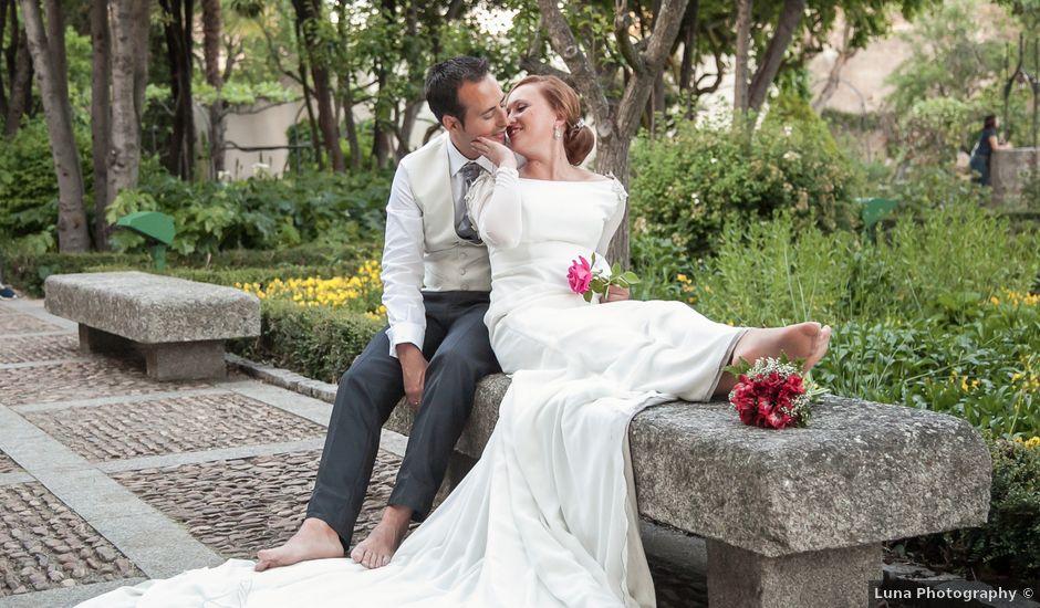 La boda de Jose Antonio y Rocío en Herrera, Burgos
