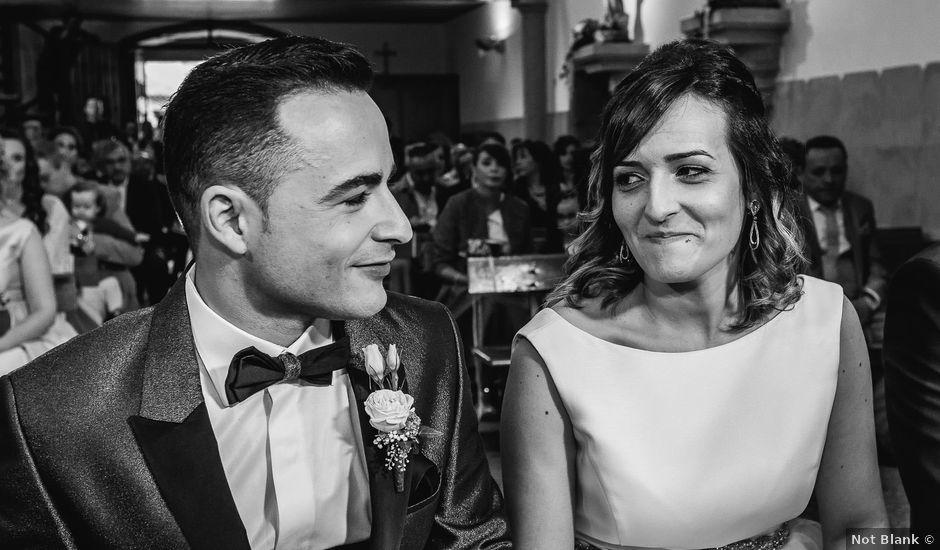 La boda de Rubén y Jessica en O Rosal (Couso), Pontevedra
