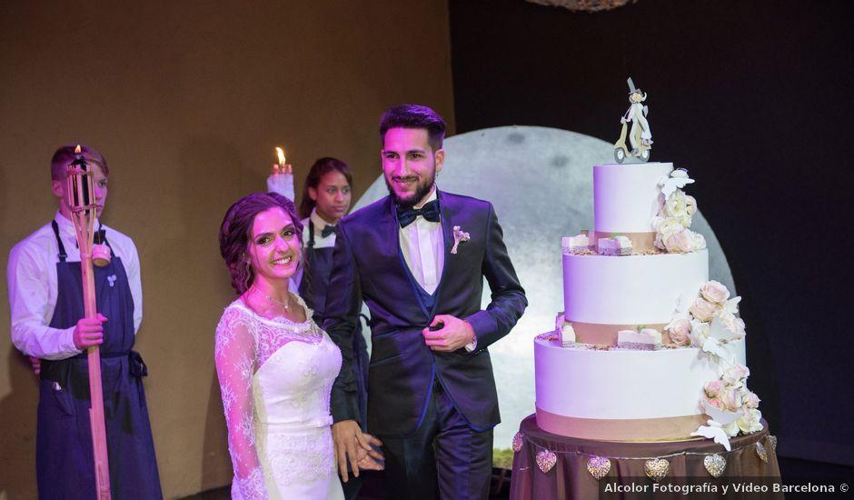 La boda de Roger y Sandra en Igualada, Barcelona