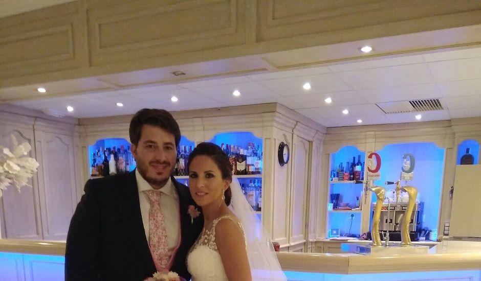 La boda de Nacho y Ema en Algeciras, Cádiz