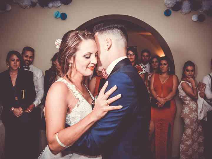 La boda de Ana Maria y Ráuj