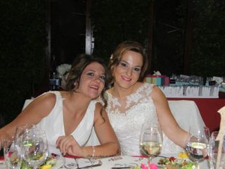La boda de Laura y Sandra