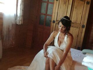La boda de Erika Martin Perdomo y Antonio Cabrera Luchoro 3