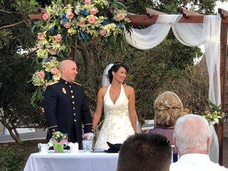 La boda de Erika Martin Perdomo y Antonio Cabrera Luchoro