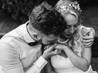 La boda de Míriam y Liav