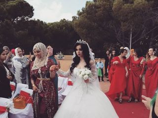 La boda de Andres y Raban 1