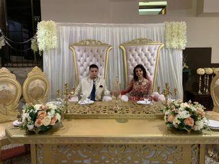 La boda de Andres y Raban