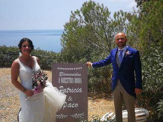 La boda de Patricia y Paco 1