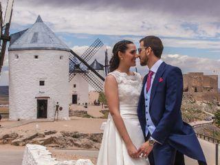 La boda de Beatriz y Vicente