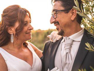 La boda de Juan y Lourdes
