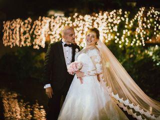 La boda de Aída y Hugo