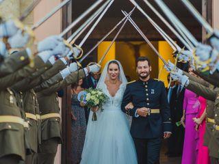 La boda de Nuria y José Antonio