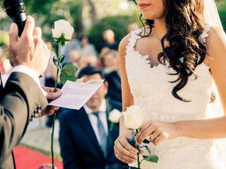 La boda de Andrea y Austin 1