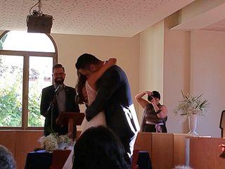 La boda de Vanessa  y Leonardo  1