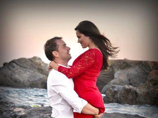 La boda de Alessandra y Raúl 1