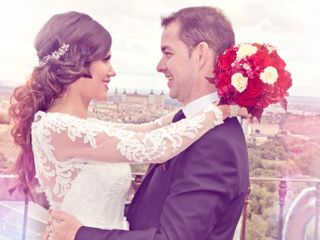 La boda de Alessandra y Raúl