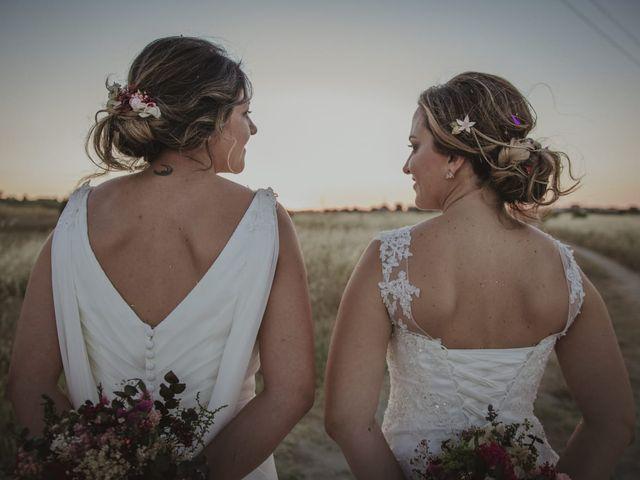 La boda de Sandra y Laura en Cubas De La Sagra, Madrid 2