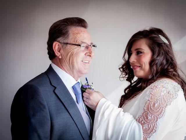 La boda de Carlos y María en San Agustin De Guadalix, Madrid 13