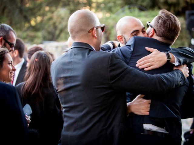 La boda de Carlos y María en San Agustin De Guadalix, Madrid 33