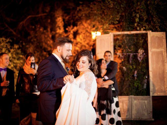 La boda de Carlos y María en San Agustin De Guadalix, Madrid 46