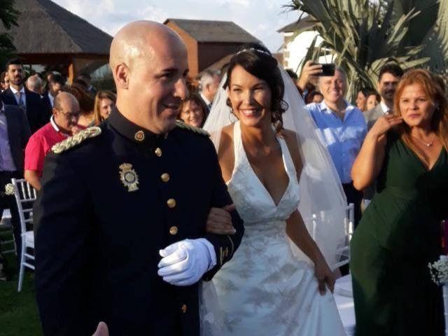 La boda de Antonio Cabrera Luchoro y Erika Martin Perdomo en Telde, Las Palmas 1
